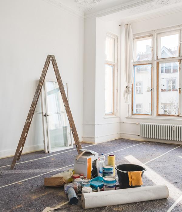 Malerarbeiten | OS NE BAU