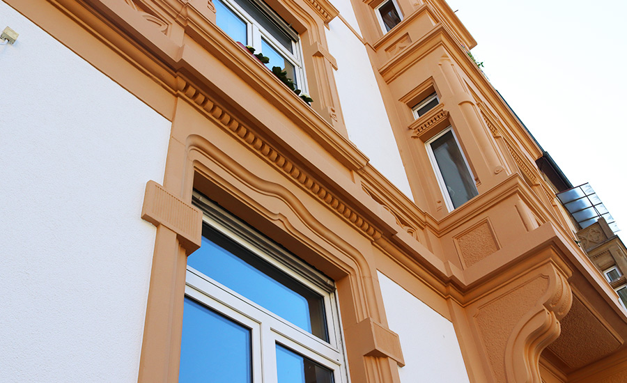 Projekt   Mehrfamilienhaus Frankfurt