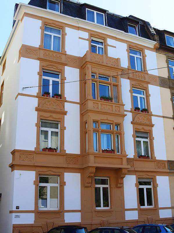 Projekt | Mehrfamilienhaus Frankfurt