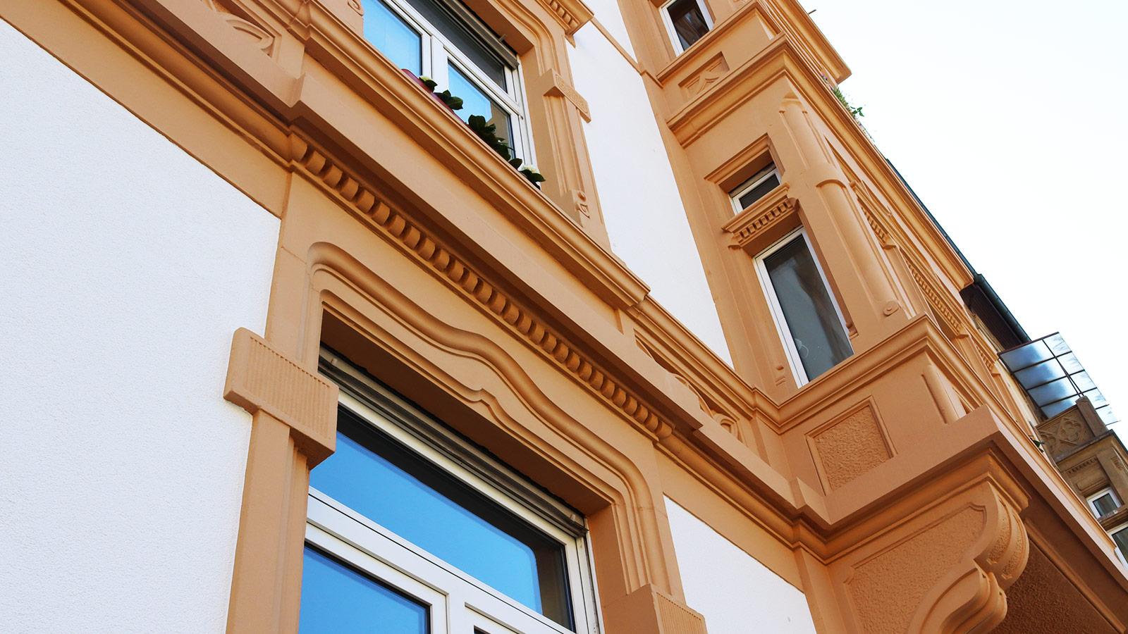 Fassadensanierung | OS NE BAU